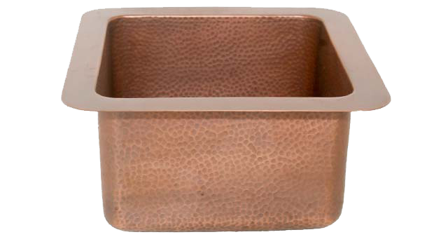 Discounted Copper Prep Sinks